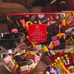 Booths Sherry & Rum Iced Christmas Cake