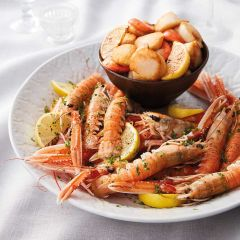 Whole Tail Langoustines