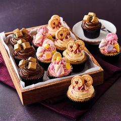 Luxury Cupcake Selection Box