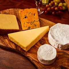 English Medium Cheese Selection
