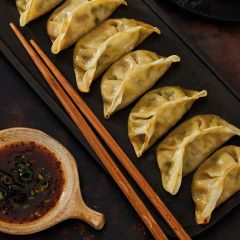 Booths Vegetable Gyozas