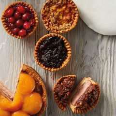 Toppings Pork Pie Party Pack 960g
