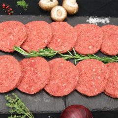 Taste Tradition Quarter Pounder Beef Burgers