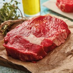 Booths British 21 Day Matured Thick Cut British Beef Ribeye Steaks (4 Pack)