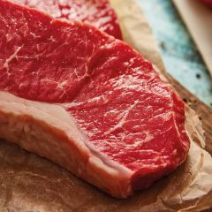 Booths 21 Day Matured Thick Cut British Beef Sirloin Steaks (4 Pack)