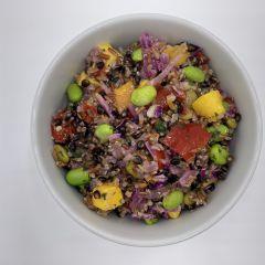 Lincolnshire Salad Company Kimchi Rainbow Grain Salad