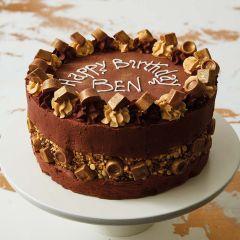 Millionaire False Line Cake