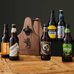 Booths Ale Crate