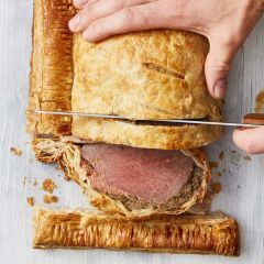 Booths British Beef Wellington