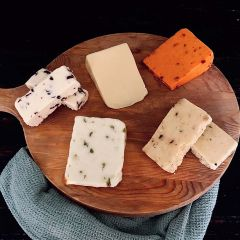 Singleton's Full and Flavoursome Cheese Selection