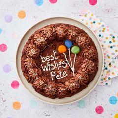 Giant Belgian Chocolate Celebration Cookie