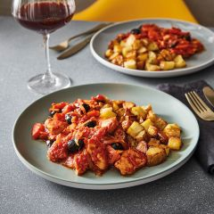 Booths Chicken Cacciatore & Parmentier Potatoes Meal Kit