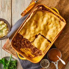 Booths Steak Slab Pie 1.7kg
