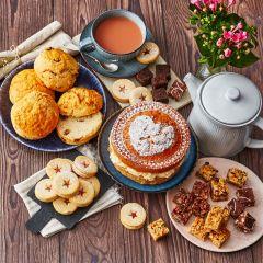 Studio Bakery Afternoon Tea Box