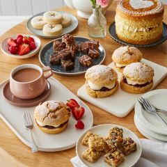 Studio Bakery Afternoon Tea Box