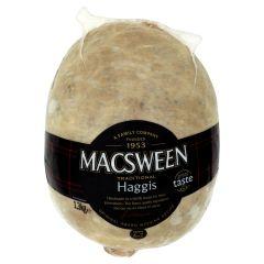 Macsween Traditional Haggis 1.36kg