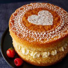 Studio Bakery Victoria Sponge Cake
