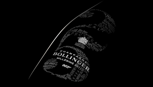 Bollinger 007 Limited Edition Millésimé 2011