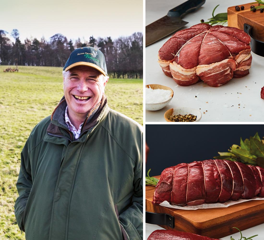 Nigel Sampson from Holme Farm